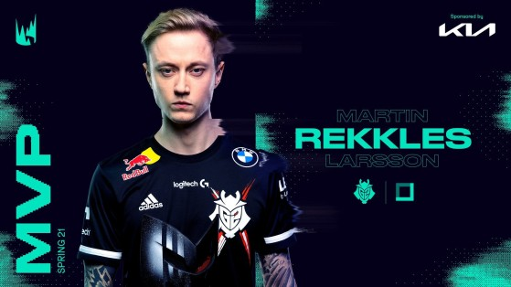 LEC MVP, Rookie of the Split, and Community All-Pro Team revealed