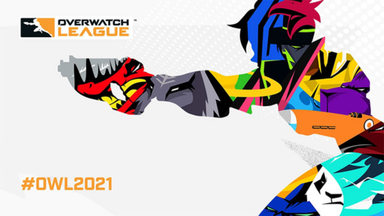 Overwatch League 2021 Season starts today with the May Melee