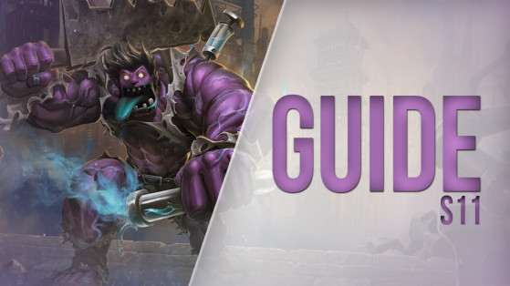 LoL Guide: Dr. Mundo Top S11 — Build, Runes, Tips and Tricks