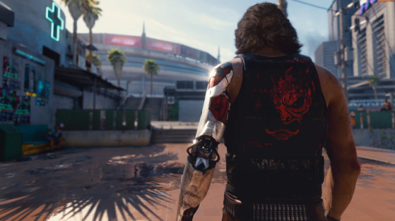 One modder is bringing back wall-running to Cyberpunk 2077