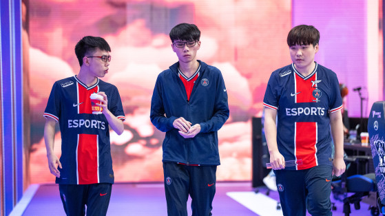 PSG Talon to play MSI without bot laner Unified due to health issues