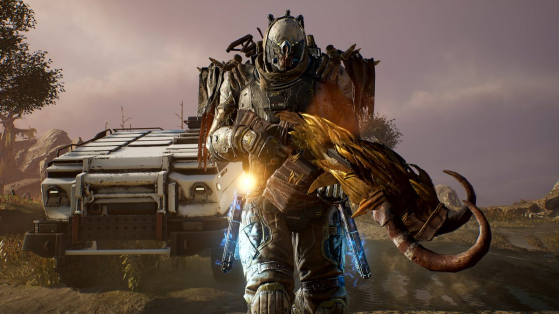 Outriders Legendary Armor Guide: Devastator