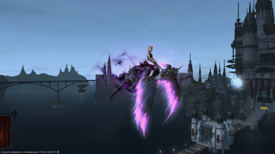 How to get all the Gwiber Mounts in FFXIV