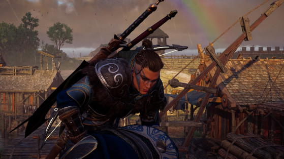 Assassin's Creed Valhalla: Wrath of the Druids: Where to find Thorgest's Drengr