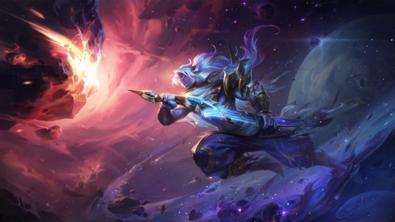 Dark Star and Cosmic skins coming to Legends of Runeterra in Patch 2.8.0