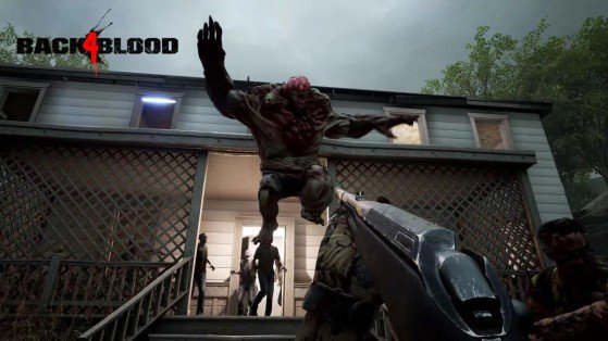 Back 4 Blood could come to Xbox Game Pass on Day 1