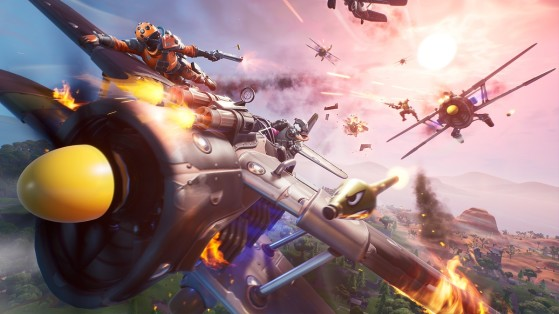 Fortnite: How to access the Freaky Flights LTM Cosmic Summer challenges