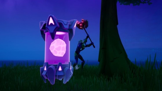 Where to find Alien Artifacts in Week 5 of Fortnite