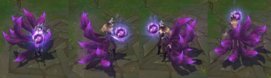 Ahri Coven in-game - League of Legends