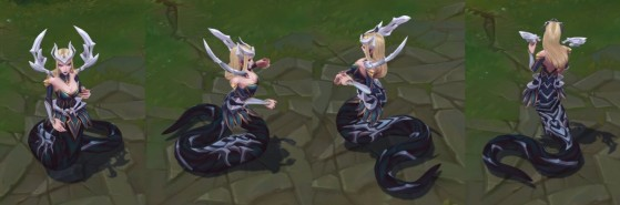 Cassiopeia Coven in-game - League of Legends