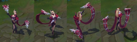 Evelynn Coven in-game - League of Legends