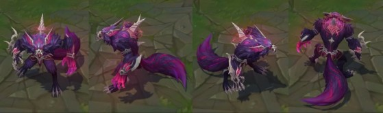Warwick Coven in-game - League of Legends