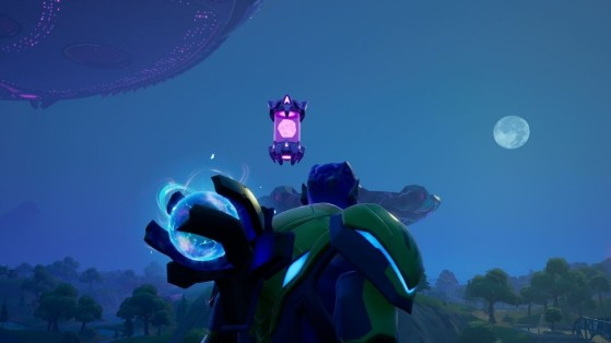 Where to find Alien Artifacts in Week 8 of Fortnite