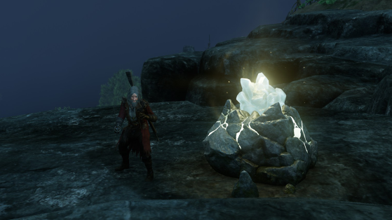 New World: Where to find Lifejewel for Life Motes & Gleaming Lodestones