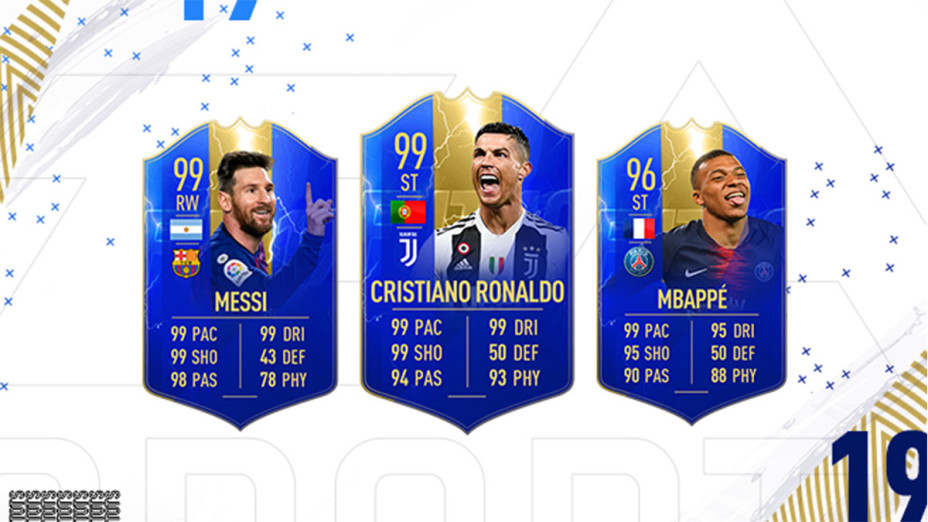 Fut 19 Tots Ultimate Tots And Rest Of The World Millenium