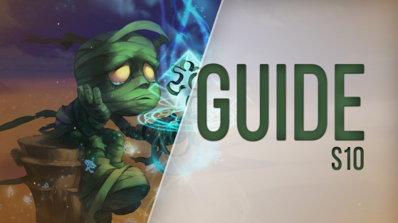 LoL Guide, Build for Amumu, Jungle, S10