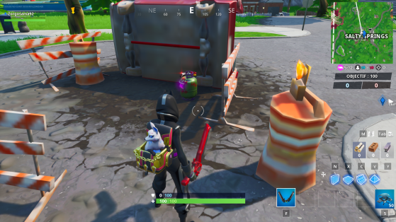 Defuse Joker Gas Canisters To Complete A New Fortnite S