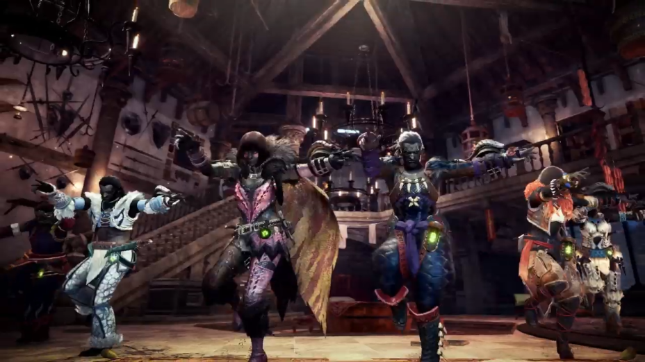 MHW Iceborne: A delirious Resident Evil 2 collaboration