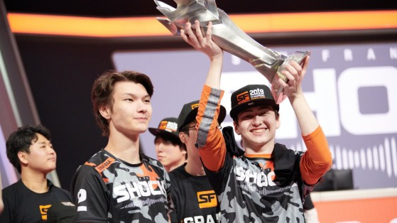 Overwatch League champs Sinatraa and Super want major changes to 2-2-2