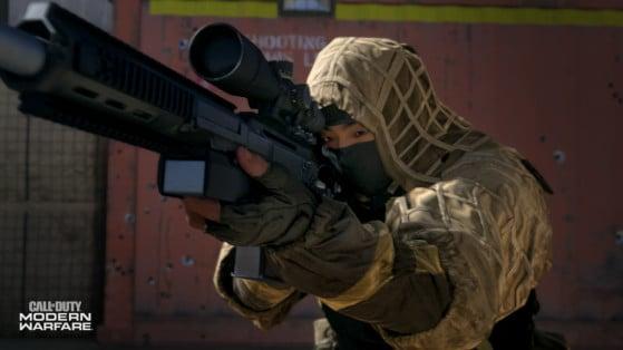 CoD Modern Warfare Guide — Complete Weapons List