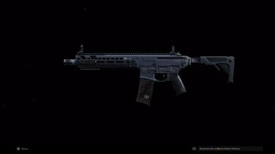 Assault Rifles Cod Modern Warfare Guide Complete Weapons List Millenium