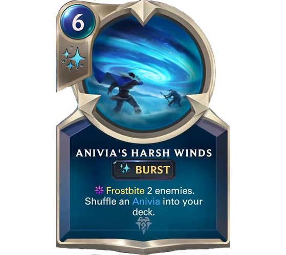kupować nowe sprzedaż obuwia zaoszczędź do 80% LoL, Legends of Runeterra, LoR: new card reveal — Anivia ...