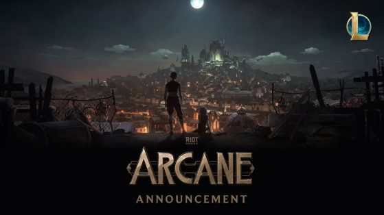 LoL: Arcane — the new League of Legends anime from Riot Games