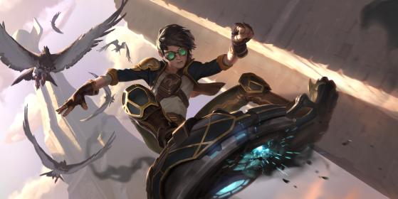 LoL, LoR — Legends of Runeterra Complete Champion List