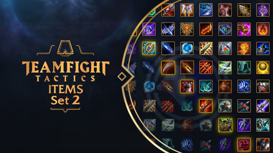 Lol, TFT Set 2 Items & Builds Cheat Sheet; Patch 10.4