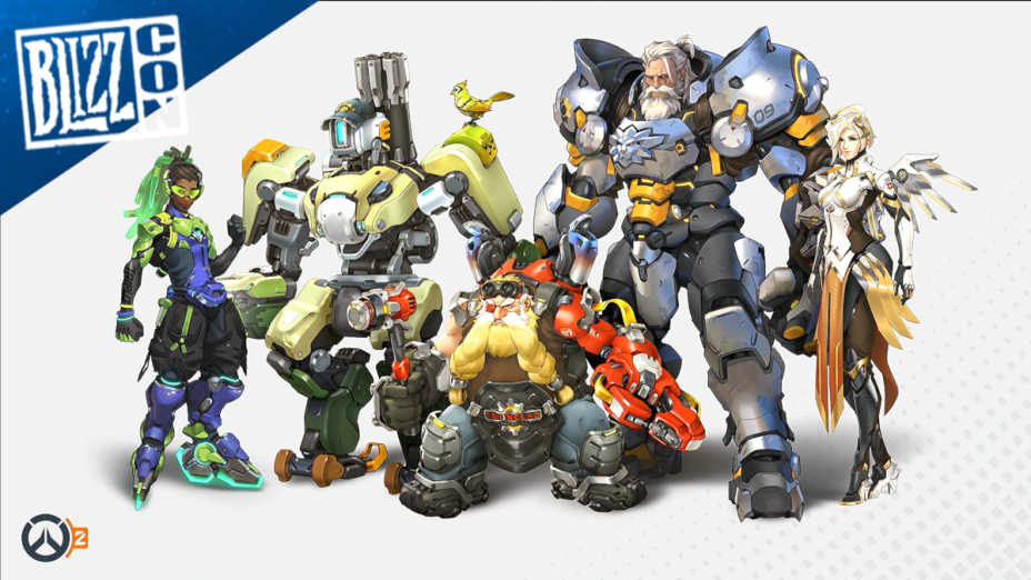 Overwatch 2: redesigns and new looks; characters and maps - Millenium
