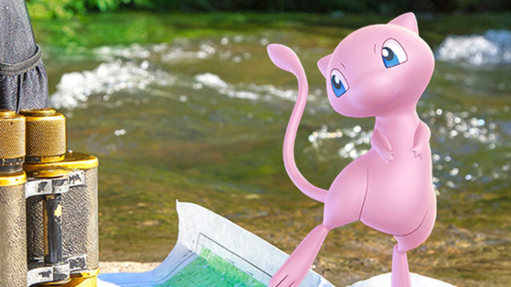 Pokemon Sword and Shield Guide: How to get Mew
