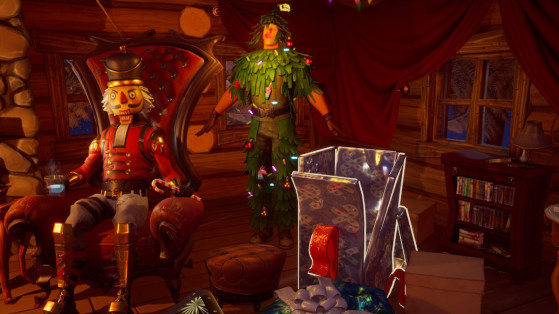 Fortnite Winterfest 2019: How to get the free Christmas tree skin, LT. Evergreen