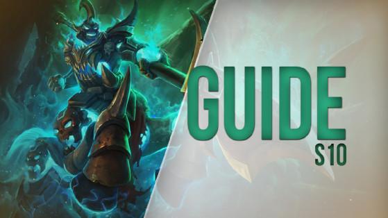 Guide, Build LoL Hecarim, Jungle, S10
