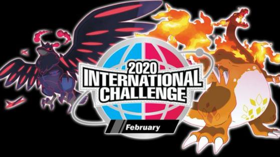 Pokemon Sword and Shield: 2020 International Challenge February