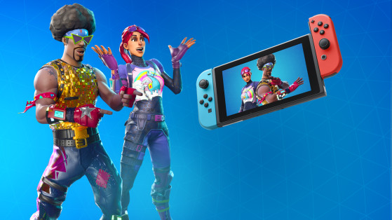 One out of every two Nintendo Switch users owns Fortnite
