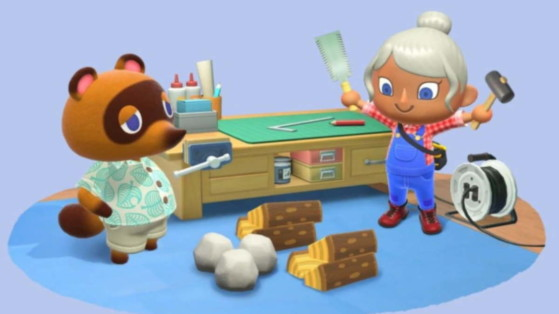 Animal Crossing: New Horizons — Tools, their purpose and how to unlock them