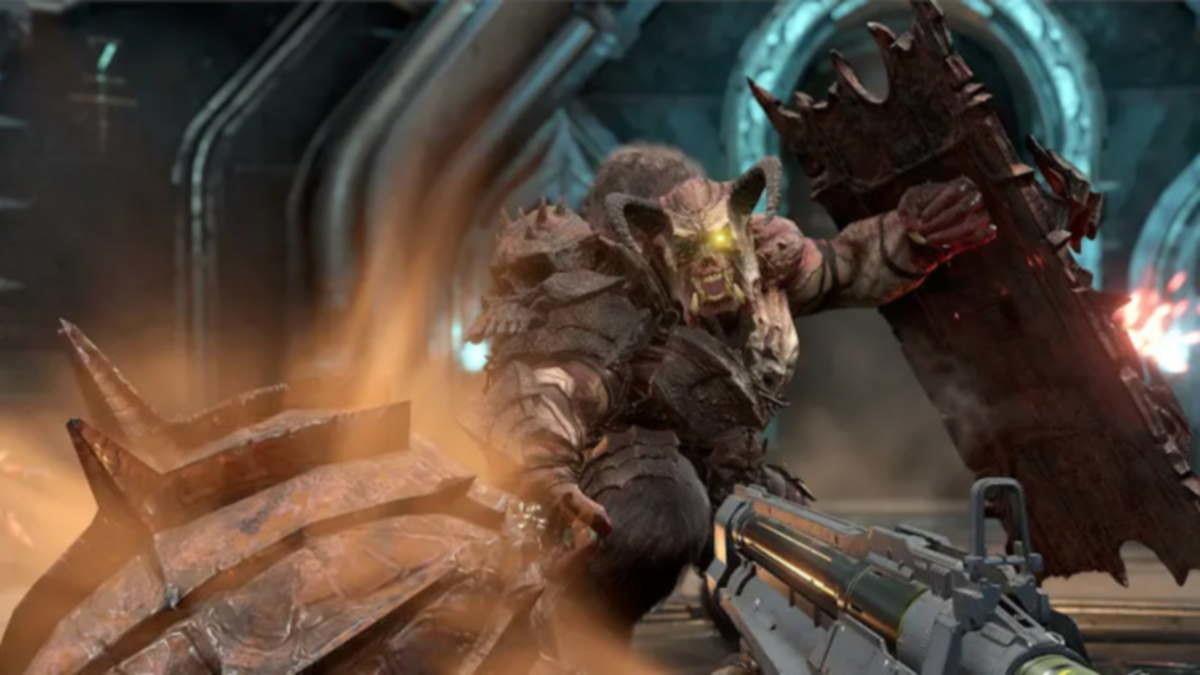 Doom Eternal Walkthrough How To Defeat The Gladiator Millenium