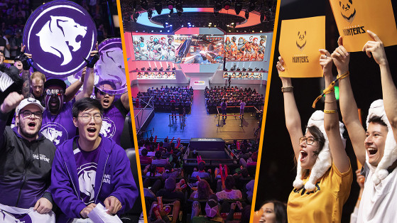 Overwatch League Regional Tournament May Melee Information, Schedule, and Results