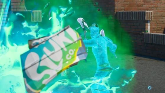 Fortnite Season 3 Week 7 Challenges: How to Gain health or shields from SLURP