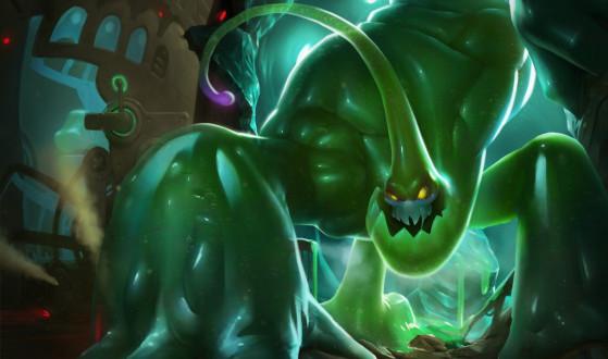 League of Legends:  Mid-patch 10.18 brings Health gauge adjustments