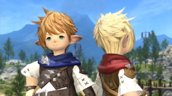 FFXIV 5.31 How to get the Saintly Style Hairstyle Guide
