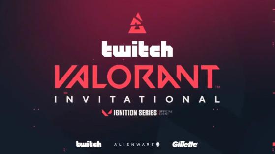 Valorant Ignition Series: BLAST Twitch Invitational