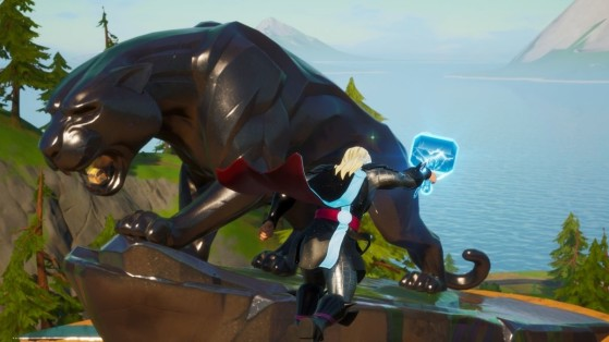 Fortnite Season 4 Week 3 Challenges: Visit Panther's Prowl, Location
