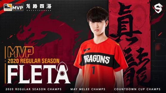 Fleta voted 2020 Overwatch League MVP
