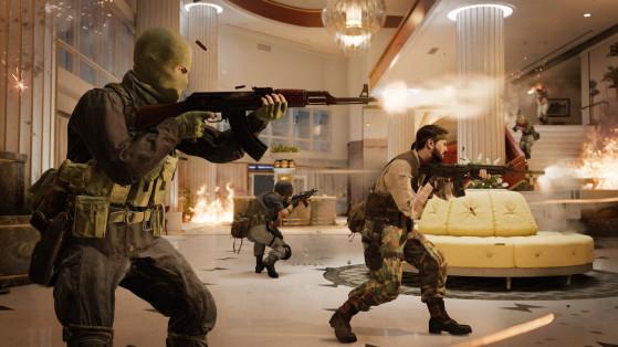 Black Ops Cold War Beta: VIP Escort game mode