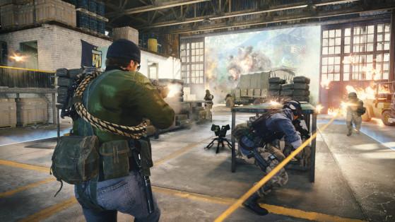 Black Ops Cold War beta: Cartel multiplayer map