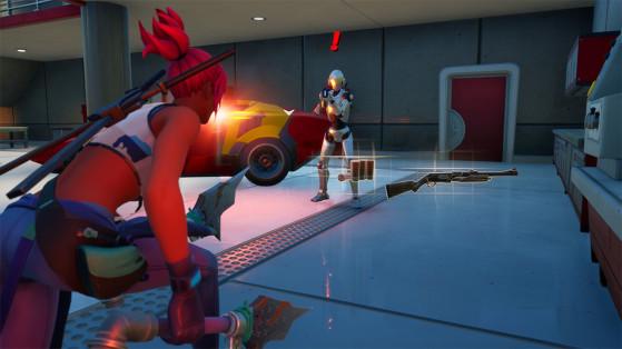 Fortnite Season 4 Week 8 Challenges: Headshot Doom Henchmen or Stark Robots
