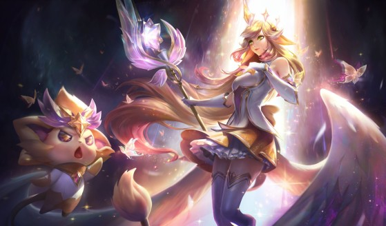 Star Guardian Soraka Prestige Edition is coming to League of Legends