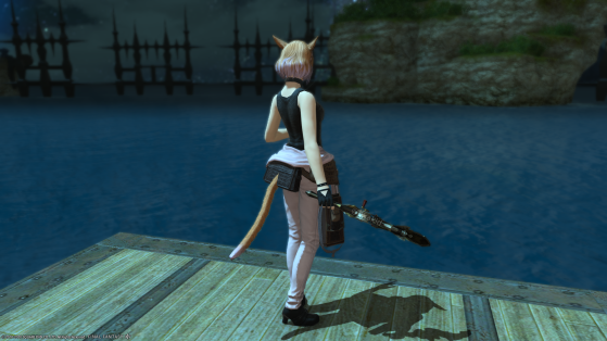 FFXIV: Fisher Quest list and items needed