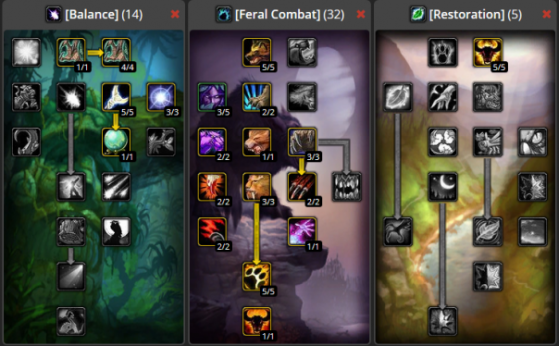 Wow Classic Feral Druid Dps Guide Millenium